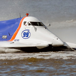 image of boat racing website design