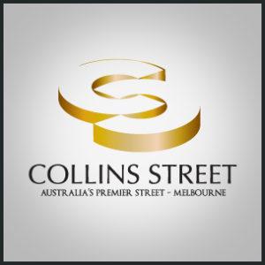Collins street precinct hidden C and S letters