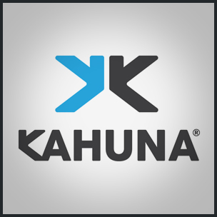 image of kahuna logo design